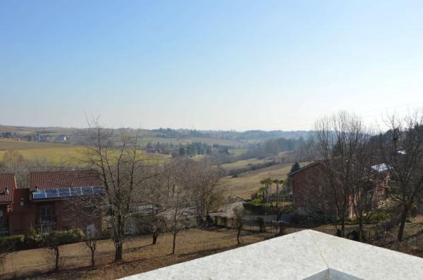Appartamento in vendita a Pino Torinese, Con giardino, 157 mq - Foto 78