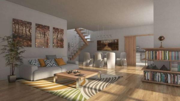 Appartamento in vendita a Pino Torinese, Con giardino, 157 mq - Foto 107