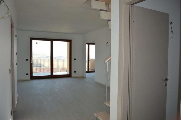 Appartamento in vendita a Pino Torinese, Con giardino, 157 mq - Foto 35