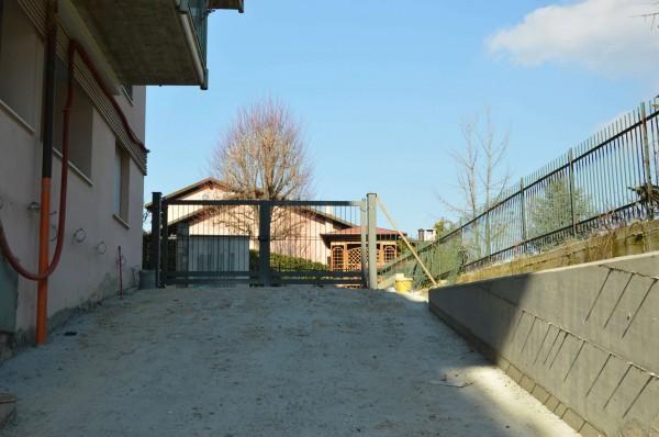 Appartamento in vendita a Pino Torinese, Con giardino, 157 mq - Foto 3