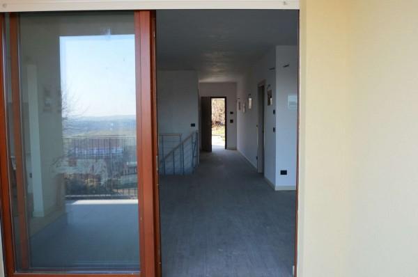 Appartamento in vendita a Pino Torinese, Con giardino, 157 mq - Foto 69