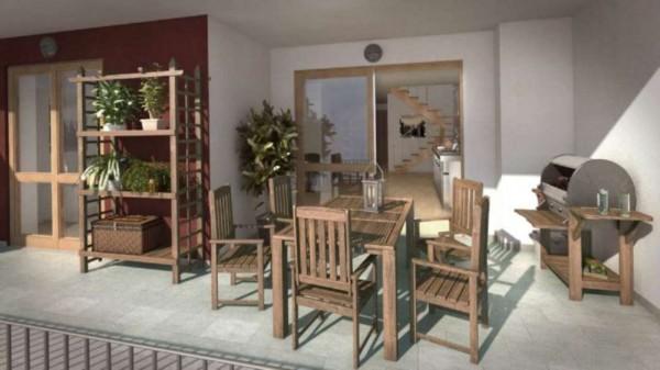 Appartamento in vendita a Pino Torinese, Con giardino, 157 mq - Foto 106