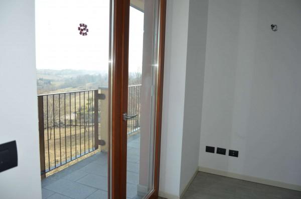 Appartamento in vendita a Pino Torinese, Con giardino, 157 mq - Foto 22