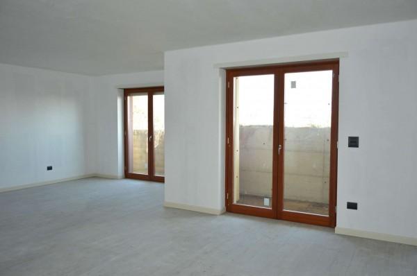 Appartamento in vendita a Pino Torinese, Con giardino, 157 mq - Foto 56