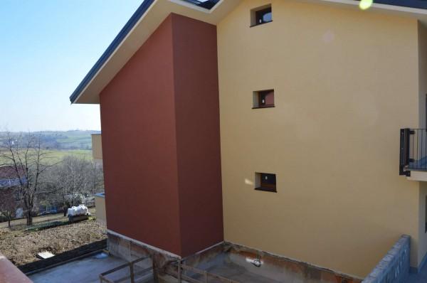 Appartamento in vendita a Pino Torinese, Con giardino, 157 mq - Foto 81