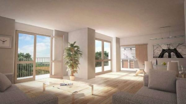 Appartamento in vendita a Pino Torinese, Con giardino, 157 mq - Foto 105
