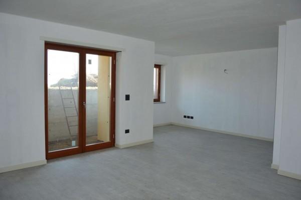 Appartamento in vendita a Pino Torinese, Con giardino, 157 mq - Foto 58