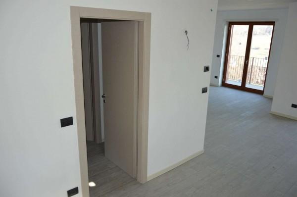 Appartamento in vendita a Pino Torinese, Con giardino, 157 mq - Foto 9