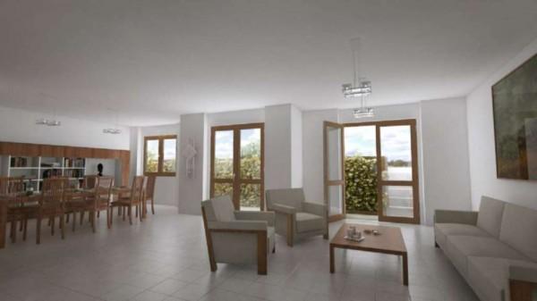 Appartamento in vendita a Pino Torinese, Con giardino, 157 mq - Foto 104