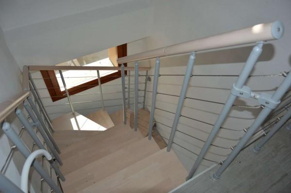 Appartamento in vendita a Pino Torinese, Con giardino, 157 mq - Foto 15