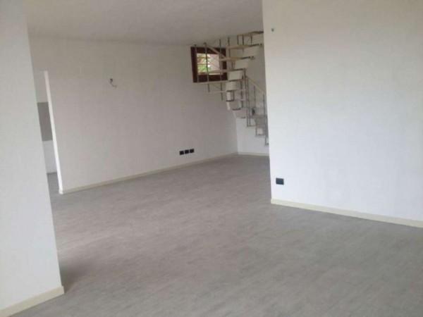 Appartamento in vendita a Pino Torinese, Con giardino, 157 mq - Foto 95