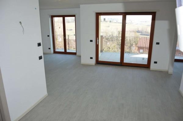 Appartamento in vendita a Pino Torinese, Con giardino, 157 mq - Foto 11