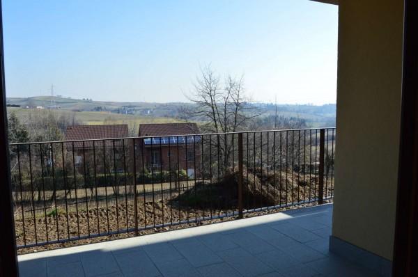 Appartamento in vendita a Pino Torinese, Con giardino, 157 mq - Foto 68