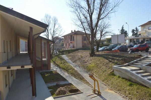 Appartamento in vendita a Pino Torinese, Con giardino, 157 mq - Foto 41