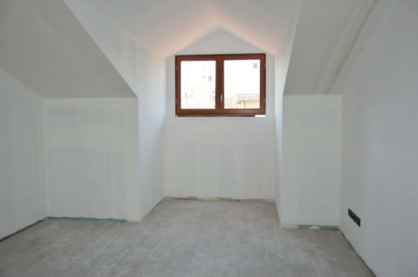 Appartamento in vendita a Pino Torinese, Con giardino, 157 mq - Foto 17
