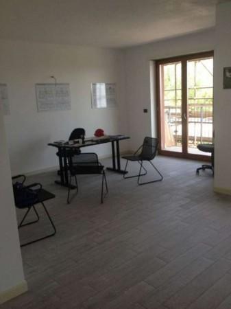 Appartamento in vendita a Pino Torinese, Con giardino, 157 mq - Foto 89