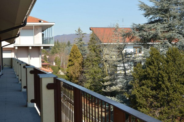 Appartamento in vendita a Pino Torinese, Con giardino, 157 mq - Foto 36