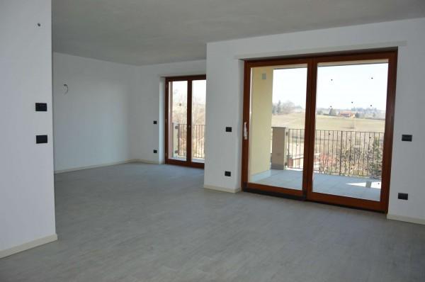 Appartamento in vendita a Pino Torinese, Con giardino, 157 mq - Foto 29