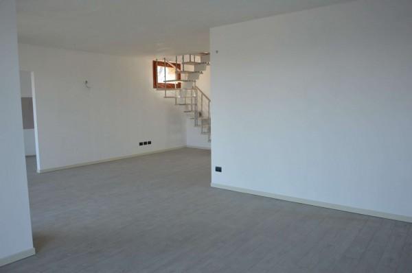 Appartamento in vendita a Pino Torinese, Con giardino, 157 mq - Foto 23