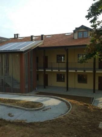 Appartamento in vendita a Pino Torinese, Con giardino, 157 mq - Foto 86