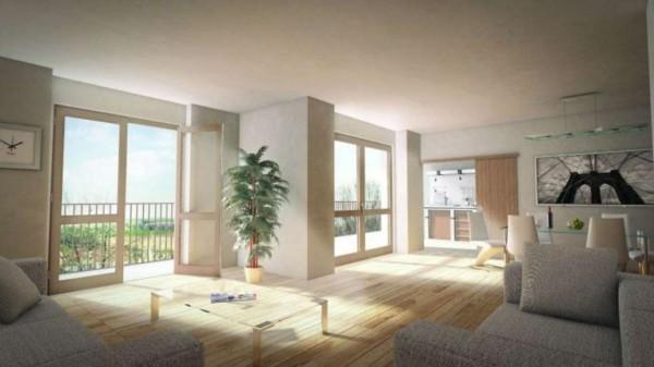 Appartamento in vendita a Pino Torinese, Con giardino, 175 mq