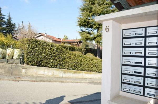 Appartamento in affitto a Pino Torinese, Pino Torinese, Con giardino, 137 mq - Foto 50