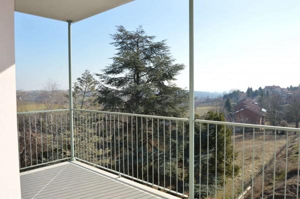 Appartamento in affitto a Pino Torinese, Pino Torinese, Con giardino, 137 mq - Foto 8