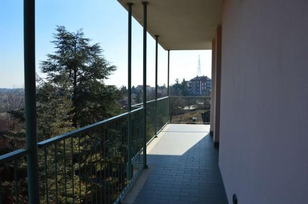 Appartamento in affitto a Pino Torinese, Pino Torinese, Con giardino, 137 mq - Foto 3