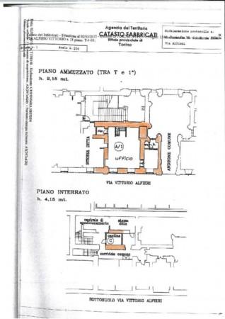 Ufficio in vendita a Torino, 103 mq - Foto 3