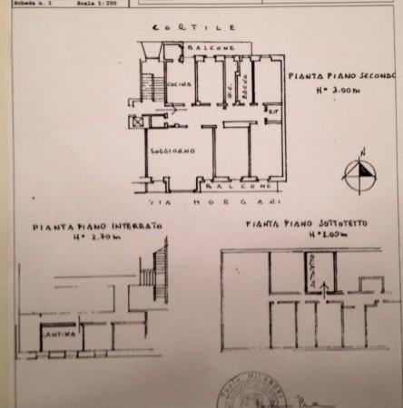 Appartamento in vendita a Torino, Valentino - San Salvario, 200 mq - Foto 2