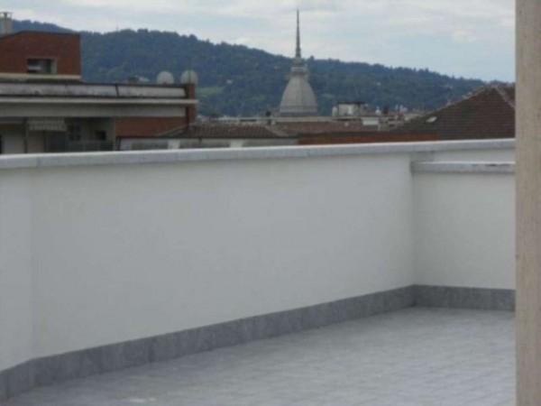 Appartamento in vendita a Torino, Barrera Milano, Con giardino, 92 mq - Foto 3