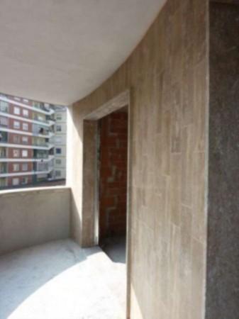 Appartamento in vendita a Torino, Barrera Milano, Con giardino, 92 mq - Foto 9