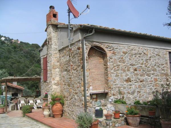 Rustico/Casale in vendita a Campiglia Marittima, Paese, 150 mq - Foto 9