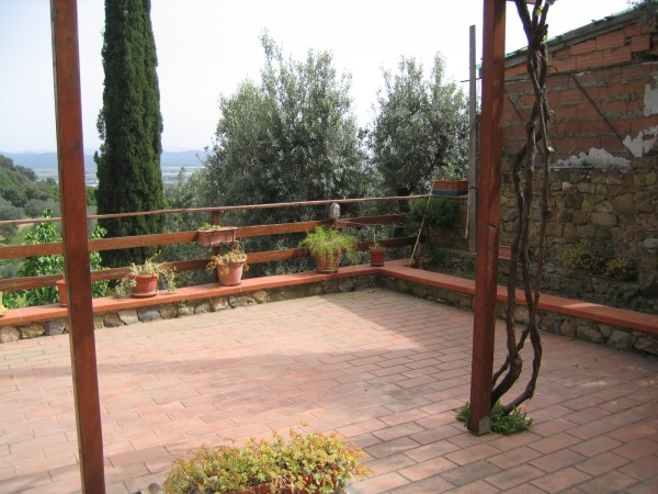 Rustico/Casale in vendita a Campiglia Marittima, Paese, 150 mq - Foto 2
