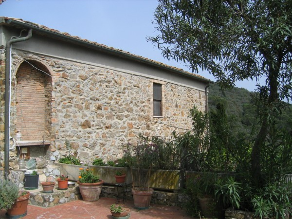 Rustico/Casale in vendita a Campiglia Marittima, Paese, 150 mq - Foto 3