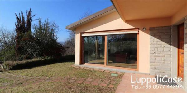 Villa in vendita a Monteriggioni, Con giardino, 368 mq - Foto 39