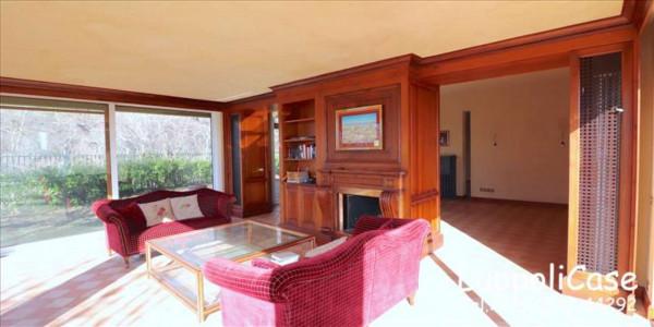 Villa in vendita a Monteriggioni, Con giardino, 368 mq - Foto 41