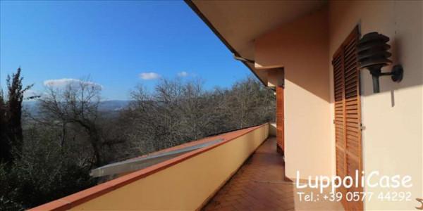 Villa in vendita a Monteriggioni, Con giardino, 368 mq - Foto 27