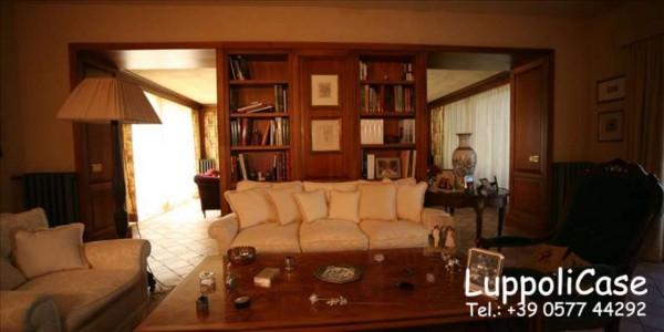 Villa in vendita a Monteriggioni, Con giardino, 368 mq - Foto 23