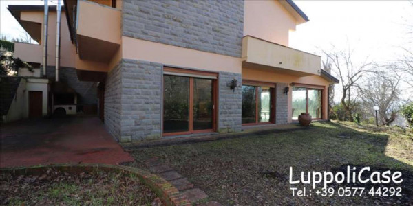 Villa in vendita a Monteriggioni, Con giardino, 368 mq - Foto 37