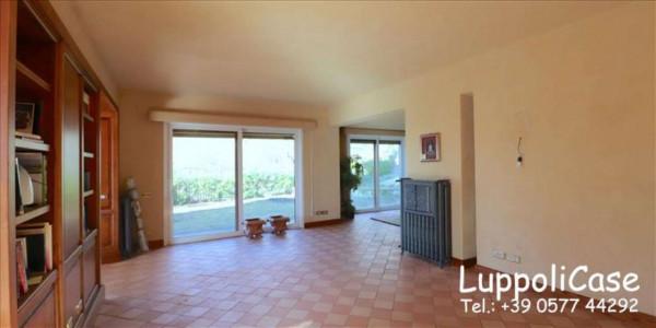 Villa in vendita a Monteriggioni, Con giardino, 368 mq - Foto 47