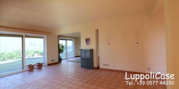 Villa in vendita a Monteriggioni, Con giardino, 368 mq - Foto 48