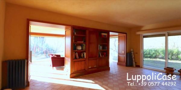 Villa in vendita a Monteriggioni, Con giardino, 368 mq - Foto 45