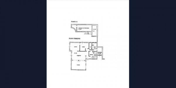 Villa in vendita a Monteriggioni, Con giardino, 368 mq - Foto 5