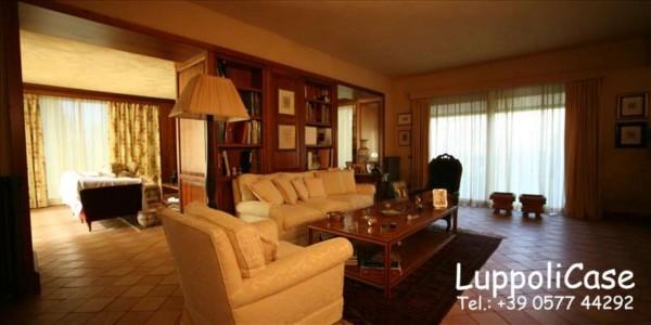 Villa in vendita a Monteriggioni, Con giardino, 368 mq - Foto 24