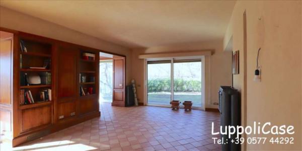 Villa in vendita a Monteriggioni, Con giardino, 368 mq - Foto 46