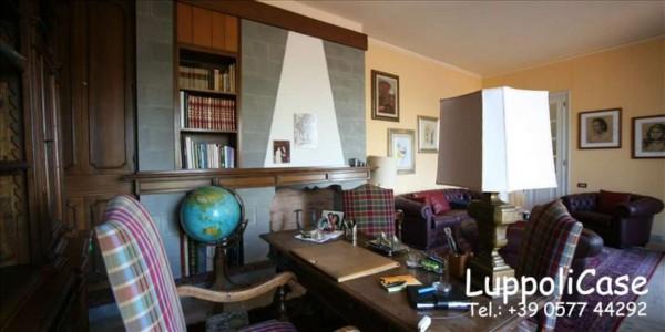 Villa in vendita a Monteriggioni, Con giardino, 368 mq - Foto 11