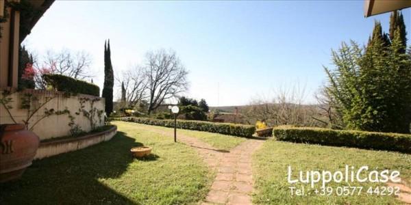 Villa in vendita a Monteriggioni, Con giardino, 368 mq