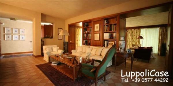 Villa in vendita a Monteriggioni, Con giardino, 368 mq - Foto 22