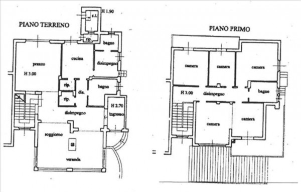 Villa in vendita a Monteriggioni, Con giardino, 315 mq - Foto 1